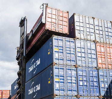 Container Express Group Transload Shipping Containers
